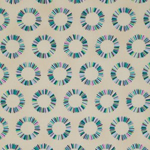 Tula Pink Acacia Fabric - Pineapple Slices - Sugar