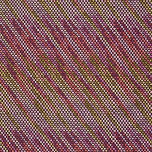 Tula Pink Acacia Fabric - Pixel Dot - Pomegranate