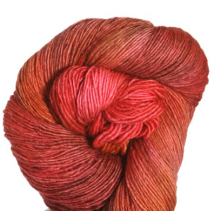 Araucania Nuble Yarn - 009 Brown, Red, Orange