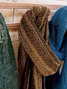 Berroco Ultra Alpaca Feldspar Scarf Kit - Scarf and Shawls