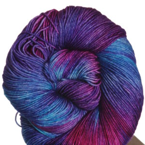 Araucania Huasco Yarn - 003 Turquoise, Hot Pink