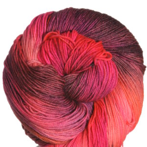 Araucania Huasco Yarn - 011 Fuchsia, Orange, Grey