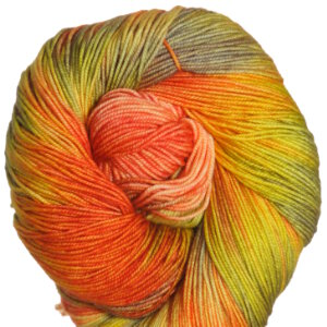 Araucania Huasco Yarn - 013 Yellow, Orange