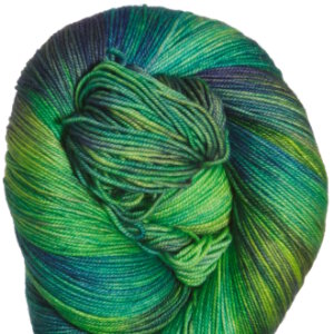 Araucania Huasco Yarn - 015 Lime, Green