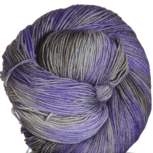 Araucania Huasco Yarn - 020 Cream, Grey, Purple