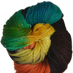 Araucania Andalien (100g) Yarn - 03 Orange, Jade, Olive
