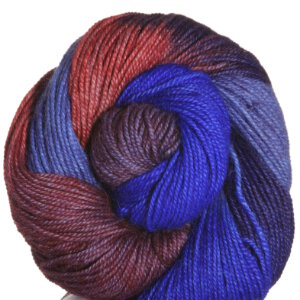 Araucania Puelo Yarn - 1962 Royal, Navy, Sienna