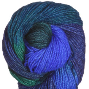 Araucania Puelo Yarn - 1965 Forest Green, Royal, Navy