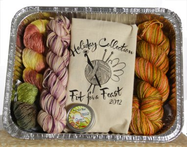 Fit for A Feast To Go - Tradition With A Twist Kit - Gift, Needle and Pattern Sets