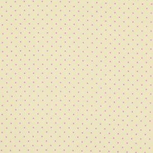 Heather Bailey Lottie Da Fabric - Lottie Dot - Cream