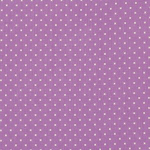 Heather Bailey Lottie Da Fabric - Lottie Dot - Purple
