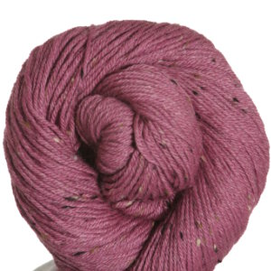 Knit One, Crochet Too Elfin Tweed Yarn - 1261 Berry Heather