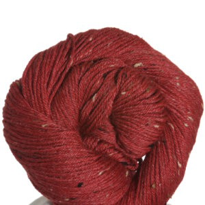 Knit One, Crochet Too Elfin Tweed Yarn - 1278 Garnet