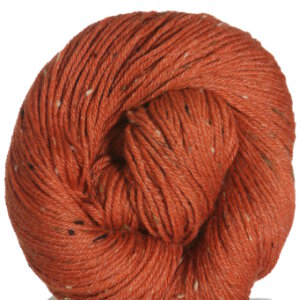 Knit One, Crochet Too Elfin Tweed Yarn - 1392 Russet