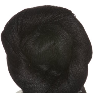 Knit One, Crochet Too Cria Lace Yarn - 990 Ebony