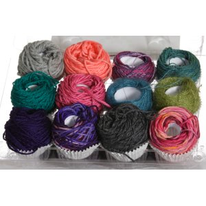 Cascade Cupcakes Sampler - Socks and Shawls