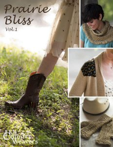 Hill Country Weavers Books - Prairie Bliss - Vol. 1