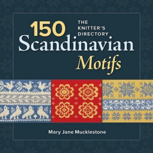 Mary Jane Mucklestone - 150 Scandinavian Motifs