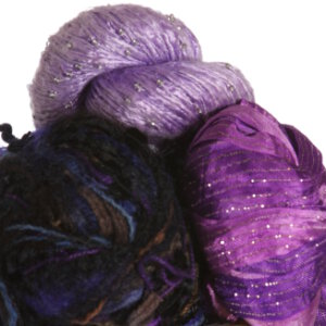 Jimmy Beans Wool Luxury Grab Bags - Purple