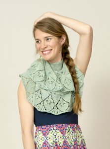 The Fibre Company Patterns - Lillydale Pattern