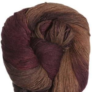 Euro Yarns Maharashtra Silk Yarn - 01 Wine, Brown