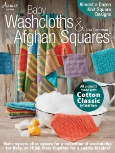 Baby Washcloths and Afghan Squares
