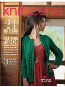 Knitscene Magazine - '13 Winter