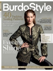 BurdaStyle Magazine - Premier Issue - Winter 2014