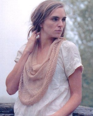 Swans Island Lace Juliette Scarf Kit - Scarf and Shawls