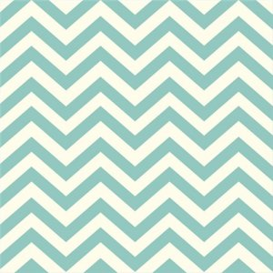 Birch Fabrics Elk Grove Knits Fabric - Skinny Chevron Pool