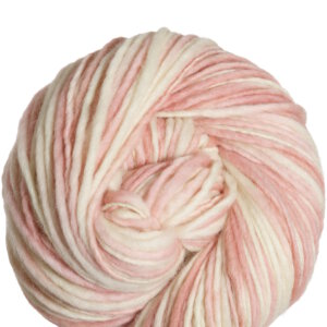 Manos Del Uruguay Wool Clasica Space-Dyed Yarn - 16 - Pink, White (Limited Edition)