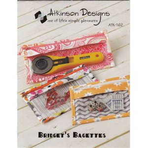 Atkinson Designs Pattern - Bridget's Bagettes Pattern