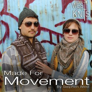 Westknits Books - Westknits Book 4 - Made For Movement