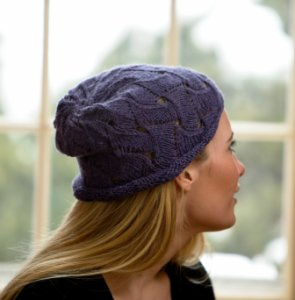 Swans Island Patterns - Brynn Hat