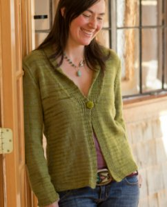 Swans Island Patterns - Natalie Cardigan Pattern