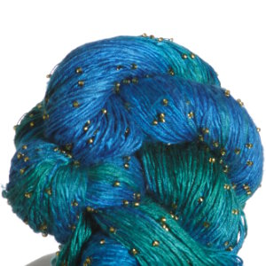 Artyarns Beaded Silk Light Yarn - H26 w/Gold
