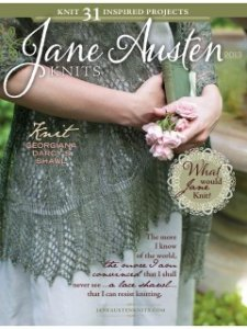 Spin Off Magazine - Jane Austen Knits 2013
