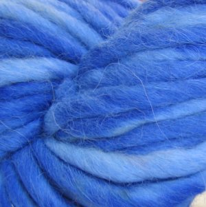 Blue Sky Fibers Blue Sky Bulky Yarn - 3003 - Blue on Blue