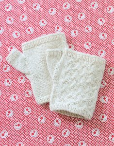Blue Sky Alpacas Royal Petite Mitini Mitts Kit - Hats and Gloves