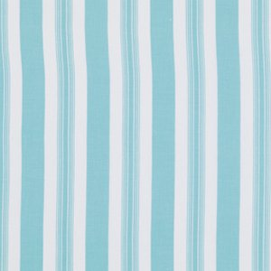 Tanya Whelan Sunshine Roses Fabric - Stripe - Blue