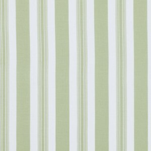 Tanya Whelan Sunshine Roses Fabric - Stripe - Green