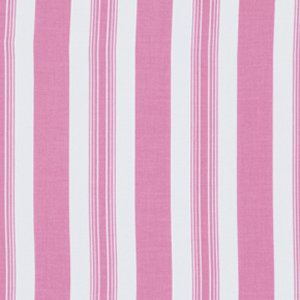 Tanya Whelan Sunshine Roses Fabric - Stripe - Pink