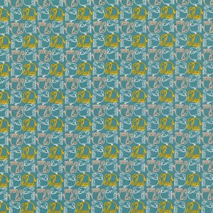 Valori Wells Bridgette Lane Fabric - Ellie - Honey