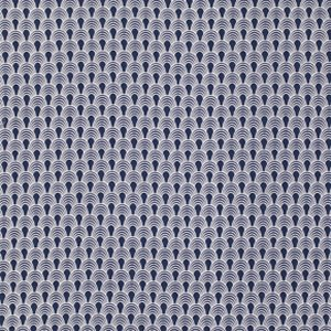Valori Wells Bridgette Lane Fabric - Wave - Blueberry