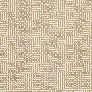 Valori Wells Bridgette Lane Flannel Fabric - Dots - Lime