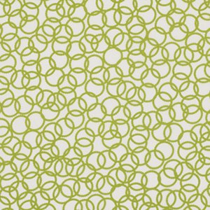 Jenean Morrison Wishing Well Fabric - Ring Around - Green