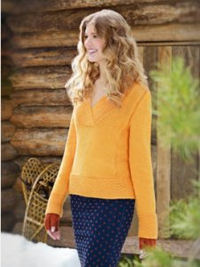 Spud & Chloe Patterns - Weekender Sweater Pattern