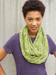 Berroco Karma Herbie Kit - Scarf and Shawls