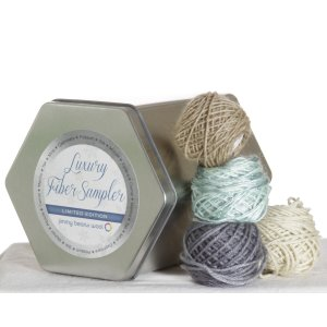 Jimmy Beans Wool Luxury Fiber Sampler - Neutrals