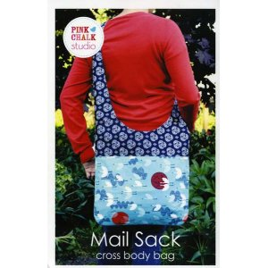 Pink Chalk Studio Pattern - Mail Sack Pattern